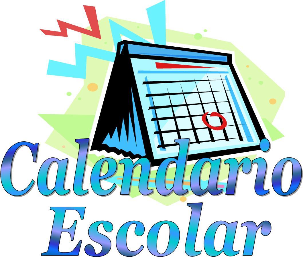 Calendario escolar 2012 / 2013